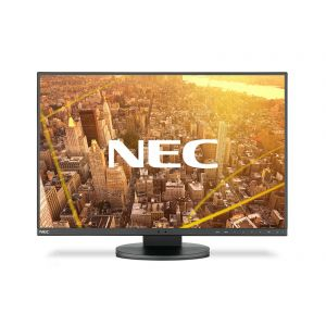 "NEC MultiSync EA241WU-BK 24"" 16:10 IPS LCD PC Monitor 60004676 HDMI DisplayPort"
