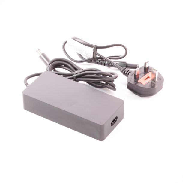Microsoft Surface 1749 90w AC Adapter for 1661 Pro Dock 15v 6.0a PSU + UK Cable