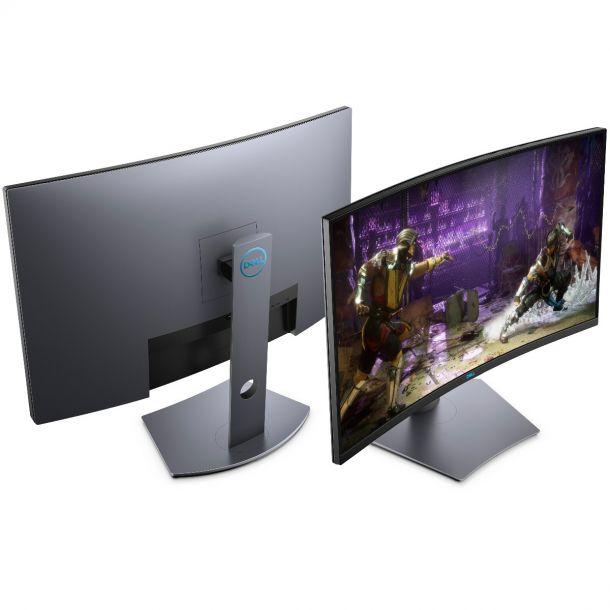 "Dell S3220DGF 31.5"" (32"") QHD Curved 165Hz PC Gaming Monitor FreeSync2 210-ATVC (REFURB)"