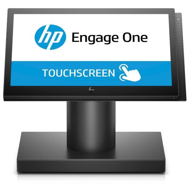 """HP Engage One 141 AIO ePOS System 14"""" Touchscreen W10 Pro 2VQ54EA (ElitePOS G1)"""