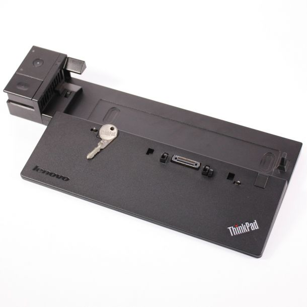Lenovo Thinkpad Pro Dock T440 T550 T560 X240 X250 Laptop Docking Station 40A1 (With Key, NO PSU)