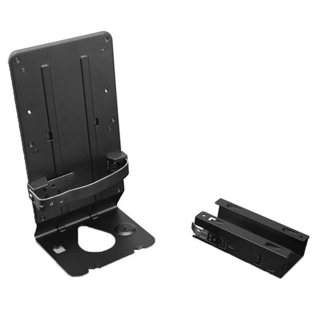 Lenovo ThinkCentre M72 M92 Tiny L-Bracket Mounting Kit Universal Belt 03X6659 4XF0E51408
