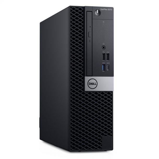 Dell Optiplex 5070 SFF Desktop PC Core i7-9700, 8GB, 512GB SSD, Windows 10 DVDRW