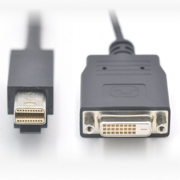 AMD Mini DisplayPort to DVI-D Adapter Cable mDP-DVI for W4300 W4100 6110047600G