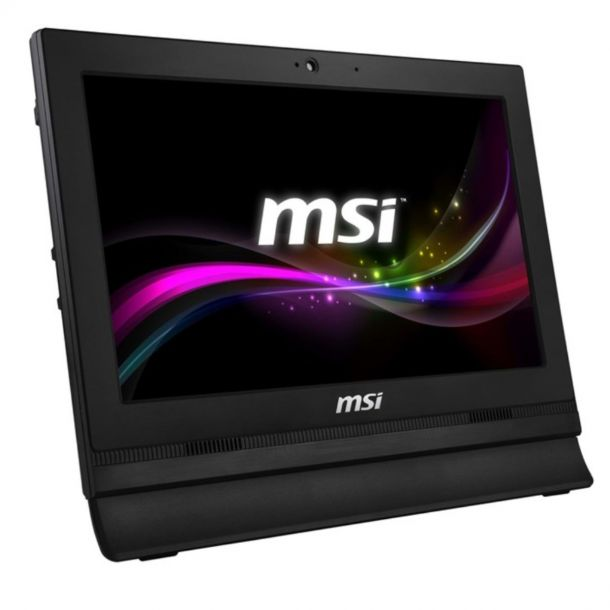 "MSI Pro 16T Commercial 15.6"" Touchscreen All-In-One PC 3865U, 4GB, 500GB, No O/S, 7M-023XEU"