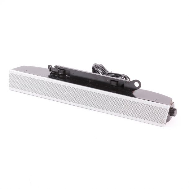 Dell AS501 Stereo Speaker Sound Bar for 2405FPW, 2407WFP, 3007WFP Monitor UH837