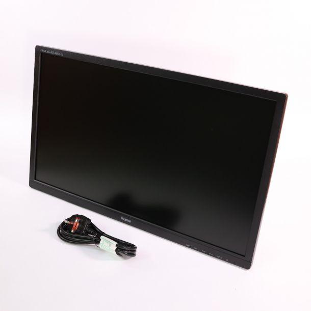 "Iiyama ProLite B2483HS-B3 24"" Full HD TN LCD PC Monitor HDMI VGA DisplayPort (NO STAND)"