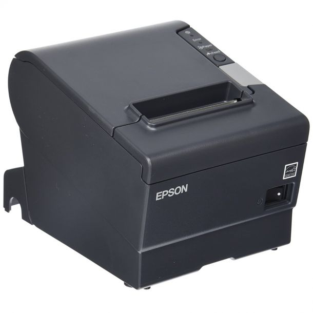 Epson TM-T88VI-112 Thermal Receipt EPOS Printer USB/Ethernet/Serial C31CE94112A0