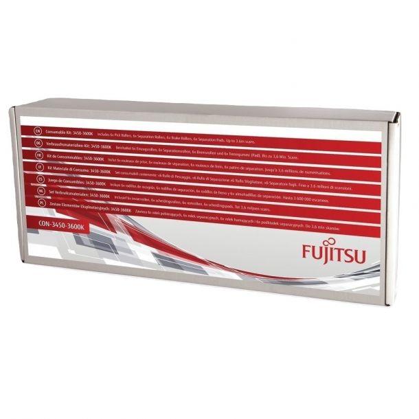 Fujitsu fi-5900C / fi-5950 Scanner Consumable Roller Kit CON-3450-3600K