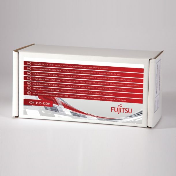 Fujitsu fi-6400 / fi-6800 Scanner Consumable Roller Kit CON-3575-1200K