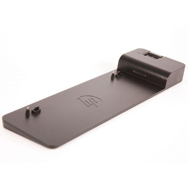 HP 2013 UltraSlim Elitebook Laptop Docking Station w/ USB 3.0 D9Y32AA Slim Dock (No PSU)