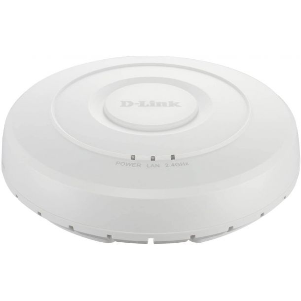 D-Link DWL-3610AP PoE Wireless ac Dual Band Unified Access Point 802.11ac