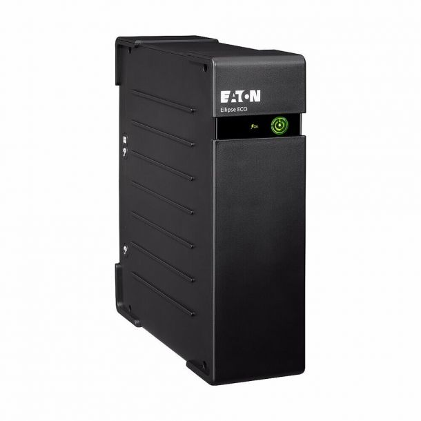 Eaton Ellipse ECO 500 IEC 500VA 300W Desktop UPS EL500IEC Backup Power Supply