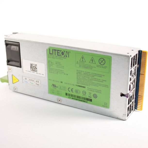 Dell Y53VG 1U 1400W Power Supply for PowerEdge C410X C6100 C6220 PSU LiteOn PS-2142-2L