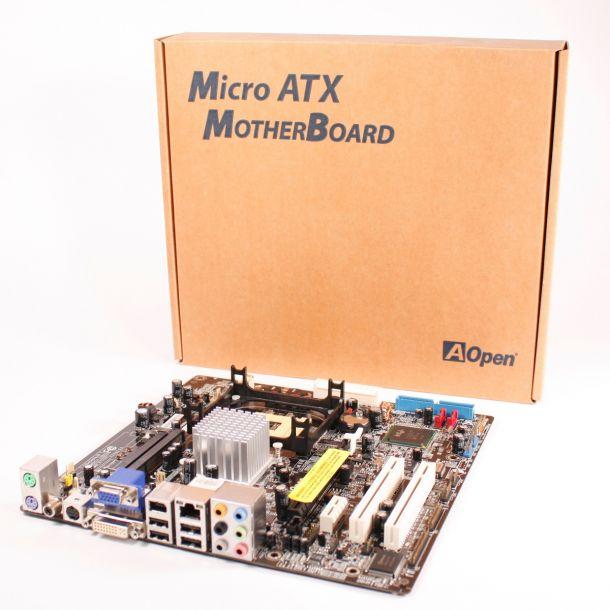 AOpen i945GMm-HL mATX Micro ATX Socket M PC Motherboard (Legacy)