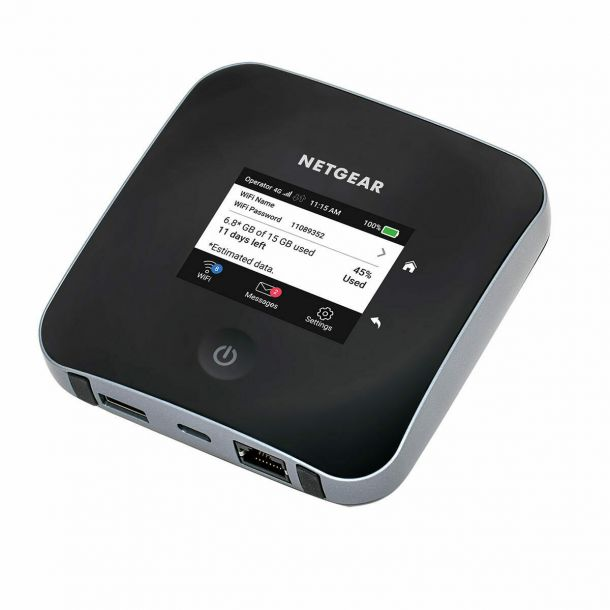 Netgear Nighthawk M2 4G / LTE Mobile Hotspot Router (Locked to EE) MR2100-1EEEUS