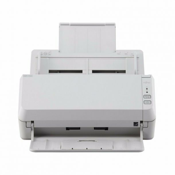 Fujitsu SP-1125 A4 Desktop Duplex Colour Document Scanner PA03708-B011 USB