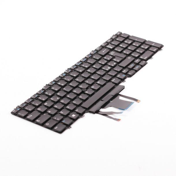 Dell Precision 7530 7540 7730 Dual Point ITALIAN Backlit Keyboard R842T / 0R842T