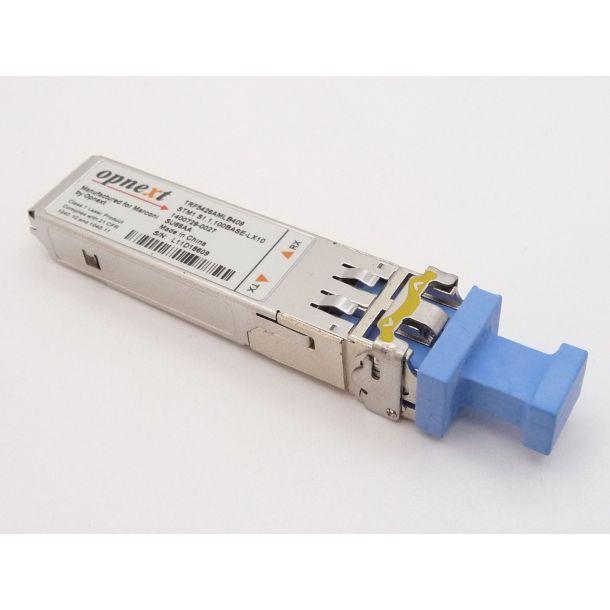 Marconi Compatible 100BASE-LX10 Dual LC SM Fibre Transceiver Module SU66AA