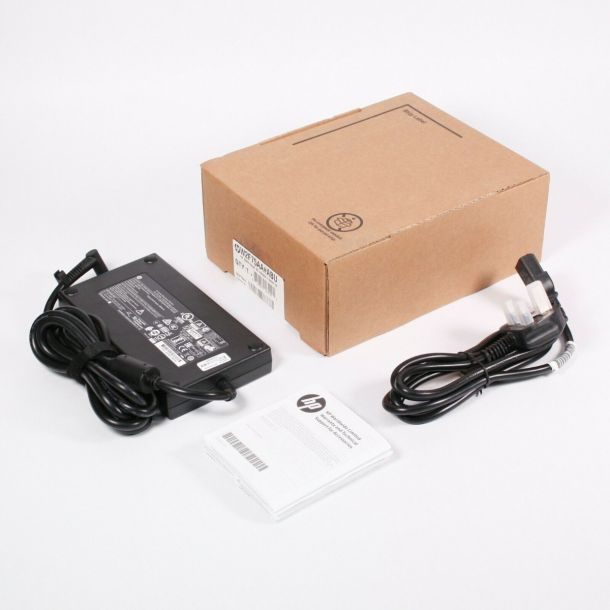 HP W2F75AA 200W 4.5mm Blue Tip AC Adapter Laptop Charger 835888-001 / 928429-002