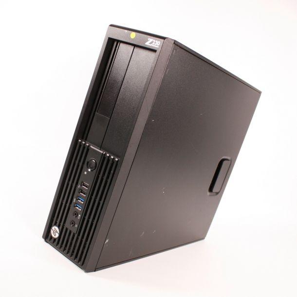 HP Z230 Workstation SFF Desktop PC Quad Core i7-4790 3.6GHz No RAM No HDD F0J92UP (Barebones) (D)