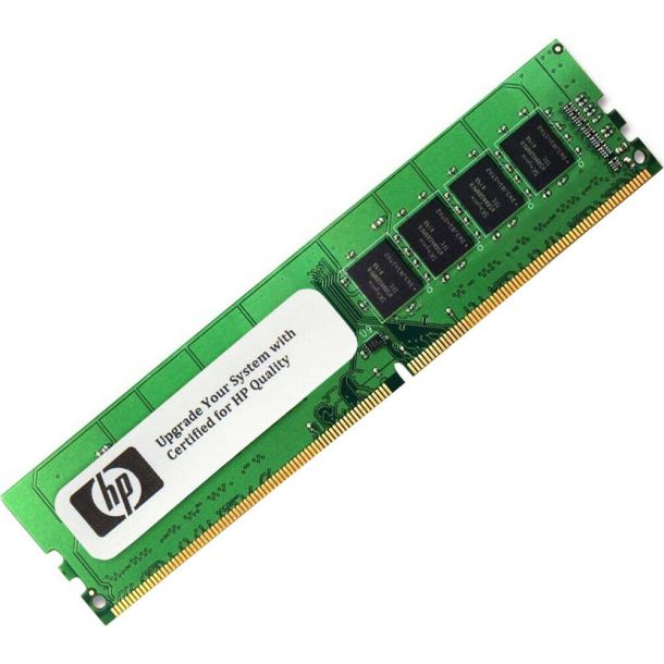HP 16GB (1x 16GB) DDR4 2400 MHz PC4-19200 Desktop RAM Memory Z9H57AA