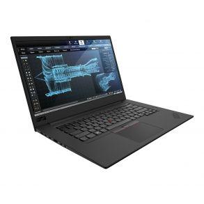 "Lenovo ThinkPad P1 Gen2 15.6"" Workstation Laptop, Xeon E2276M 6 Core, 16GB RAM, 512GB SSD, Quadro T1000, 20QT004VUK"
