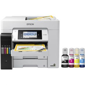 Epson EcoTank ET-5880 All-In-One Wireless Inkjet Printer with Fax C11CJ28401BY